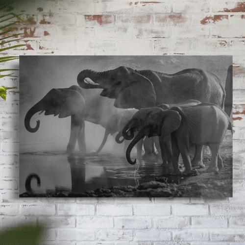 8946004323221_Richard Jacobs_Elephant herd_Mockup